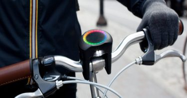 SmartHalo, Gadget Wajib Untuk Anda Yang Hobby Bersepeda