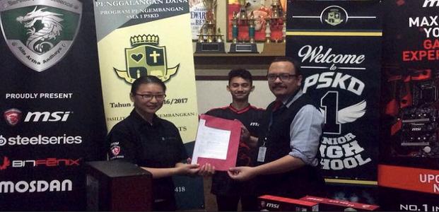 SMA Di Jakarta Pusat Ini Ajarkan Siswanya Bermain Game Di Kegiatan Ekstrakulikulernya