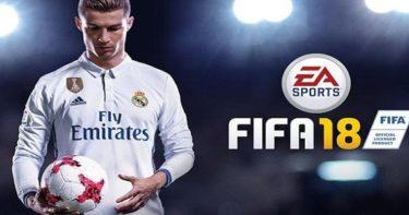 Miris, Selang 10 Jam Pasca Di Rilis Game FIFA 18 Sudah Di Bajak