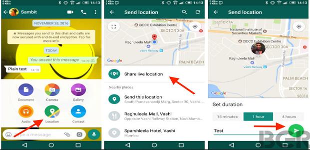 Lacak Keberadaan Teman Dengan Fitur Baru WhatsApp, Live Location