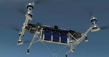 Drone Buatan Boeing Ini Bisa Angkut Beban Hingga Seperempat Ton