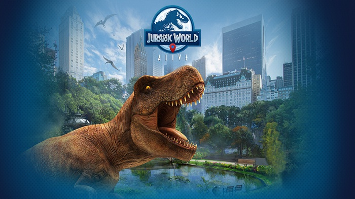 Nyontek Pokemon Go, Game Jurassic World Alive Ini Ajak Pemain Tangkap Dinosaurus