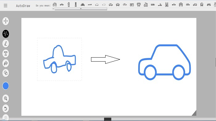 Dengan Google AutoDraw, Menggambar Jadi Makin Mudah Dan Mengasyikan