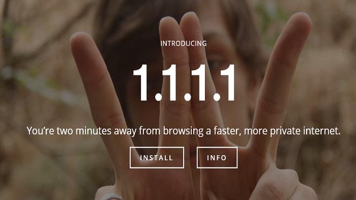 Cara Mempercepat Koneksi Internet Dengan DNS 1.1.1.1