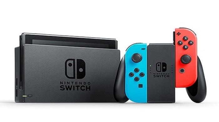 Di Retas, Konsol Nintendo Switch Bisa Mainkan Game Bajakan