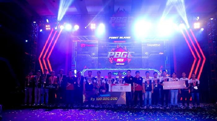 PRFS VNG EMPORIUM SADES CYPRESS, Keluar Sebagai Pemenang Point Blank Garena Championship 2018