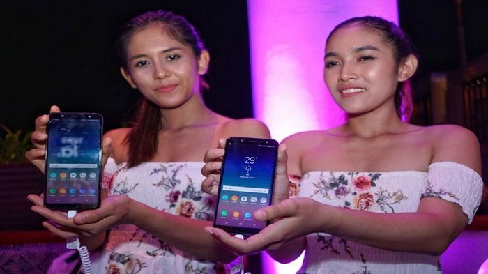 Resmi Di Rilis, Berikut Spesifikasi Dan Harga Samsung Galaxy A6 Dan A6 Plus