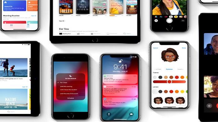 Berikut Daftar Perangkat Apple Yang Kebagian Update iOS 12