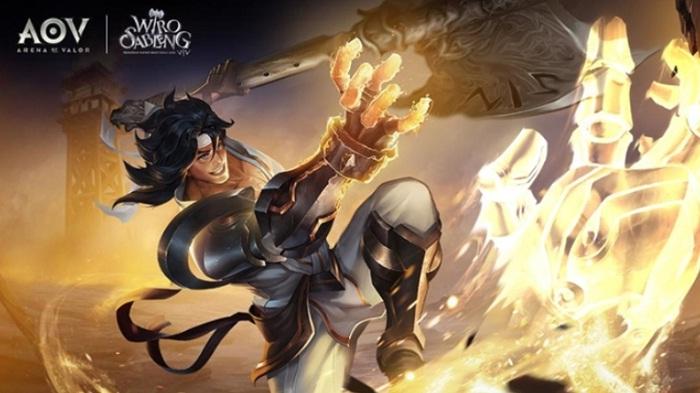Wiro Sableng, Hero Lokal Pertama Yang Akan Hadir Di Arena of Valor
