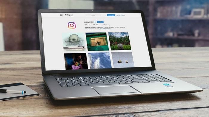 Cara Upload Foto Instagram Lewat Komputer Dengan Mudah