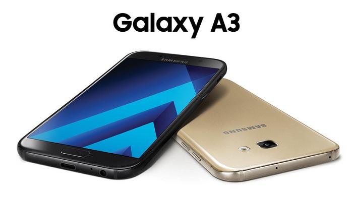 Samsung Galaxy A3 2017, Smartphone Kelas Menengah Yang Anti Air