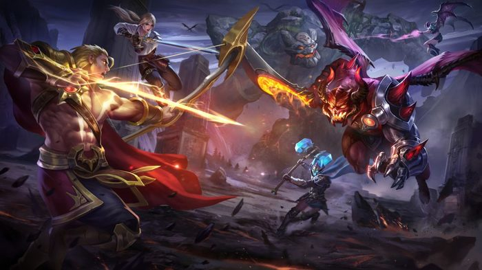 Jadwal Pertandingan AOV International Championship 2018