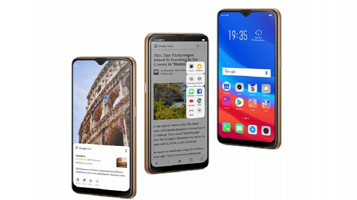Oppo A7 Sudah Dirilis Untuk Pasar Indonesia, Intip Spesifikasi Dan Harganya Disini