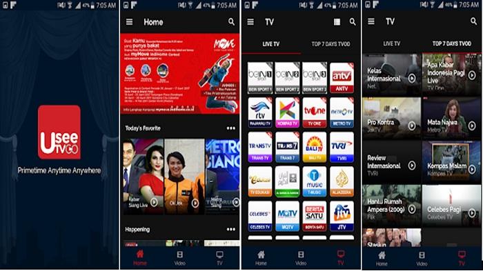 Nonton Tv Online Indonesia Jadi Makin Mudah, Dengan Aplikasi UseeTV GO