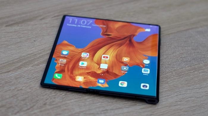 Huawei Pastikan Rilis Ponsel Layar Lipat 5G Huawei Mate X Juli 2019