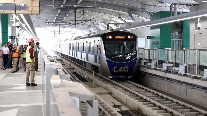 Cara Cek Jadwal MRT Lewat Smartphone, Cepat dan Mudah
