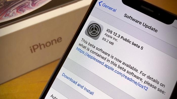 Deretan Fitur Baru iOS 12.3 yang Baru Saja dirilis Apple