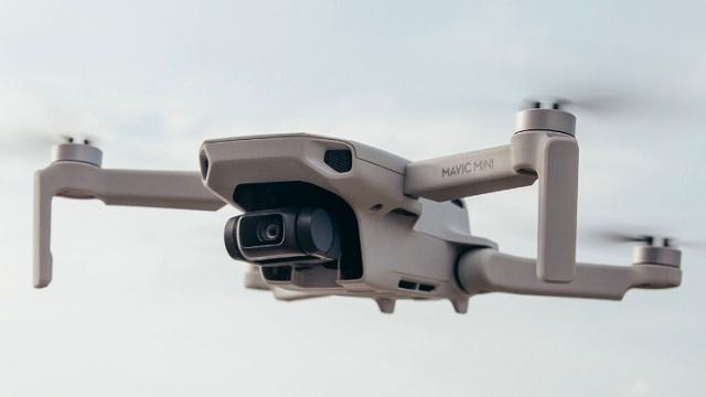 Drone DJI Mavic Mini: Spesifikasi dan Harga