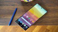 Samsung Galaxy Note 10 Lite, Spesifikasi dan Harga