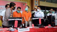 Polisi Ciduk 2 Hacker Asal Jateng Karena Bobol Server Distributor Pulsa