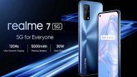 Realme 7 5G Resmi Meluncur, Ini Spesifikasi dan Harganya