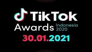 TikTok Awards Indonesia 2020, Ini Dia Para Pemenangnya