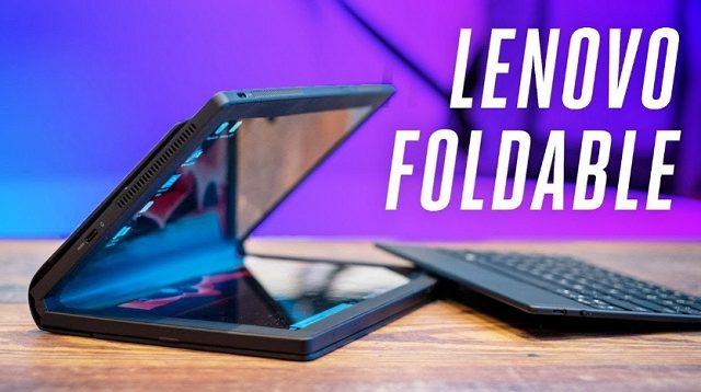 Lenovo ThinkPad X1 Fold Resmi Hadir di Indonesia, Ini Harganya