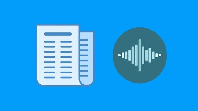 Aplikasi Untuk Mengubah Suara Menjadi Teks di Hp Android
