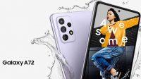 Spesifikasi dan Harga Samsung Galaxy A72 di Indonesia