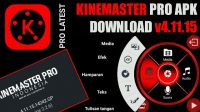 Download Kinemaster Pro Mod Indonesia Tanpa Watermark