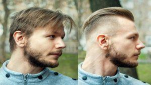 Aplikasi Untuk Mengedit Model Gaya Rambut Khusus Pria