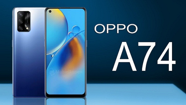 Spesifikasi Oppo A74, Smartphone Untuk Yang Suka Gaming