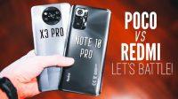 Redmi Note 10 Pro vs Poco X3 Pro, Pilih Mana?