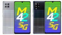 Samsung Galaxy M42 5G Resmi Dirilis, Ini Spesifikasinya