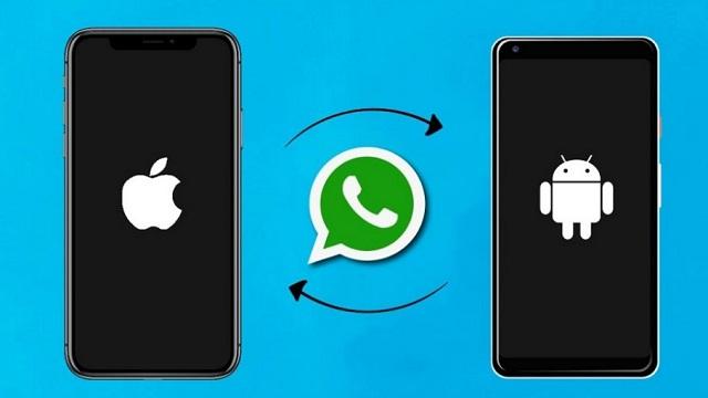 WhatsApp Uji Coba Fitur Transfer Chat Dari Android ke iOS